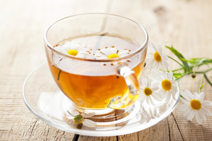Food Cures for Disease Prevention # 13: Chamomile tea for insomnia