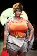 Plus-Sized Models at Paris Fashion Show