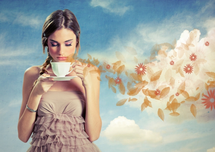 Best Way to Pamper Yourself This Weekend # 1: Drink a cup of coffee or tea