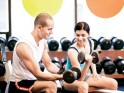 Best Way to Pamper Yourself This Weekend # 10: Go hit the gym