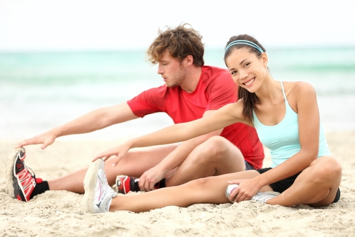 Workouts: 20 Best Beach Workouts for Fitness