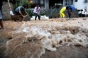 Typhoon Fitow Kills Five In Eastern China