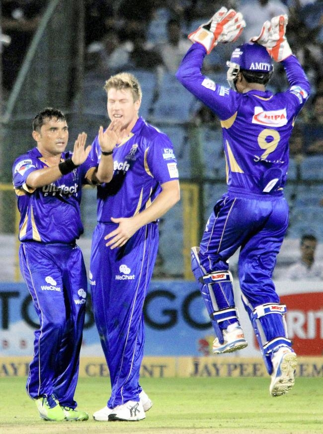 CLT20 Discovers Pravin Tambe At 41