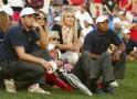 Keegan Bradley, Tiger Woods, Lindsey Vonn, Phil Mickelson