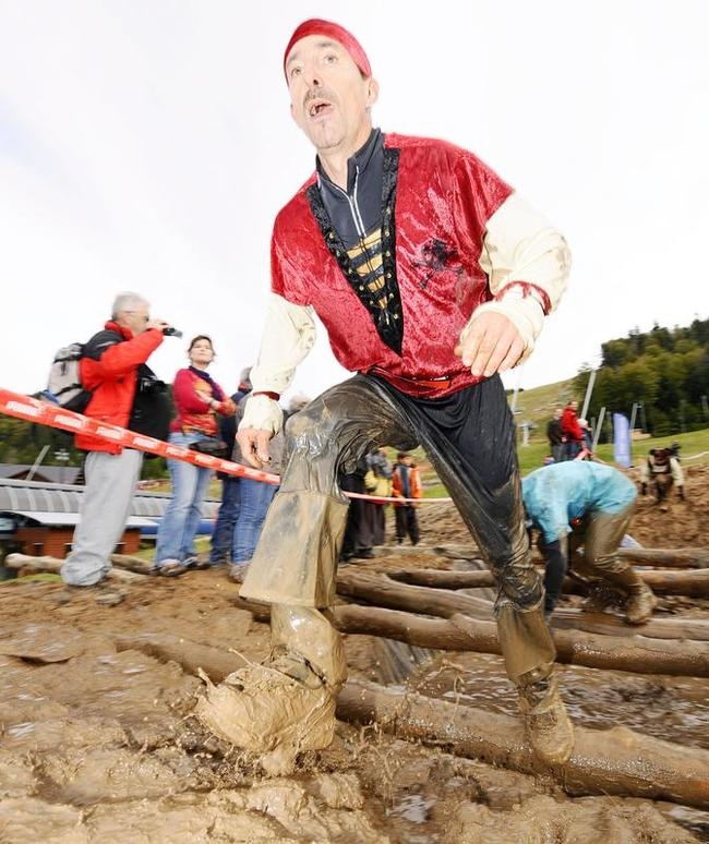 MuddyRun Race