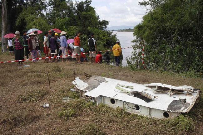 Deadly Plane Crash in Laos
