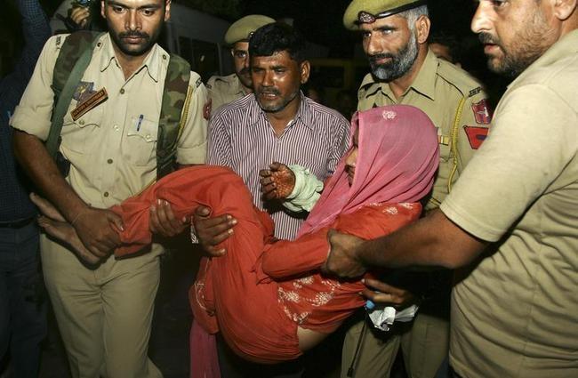 India Pakistan Border Tension: PICS