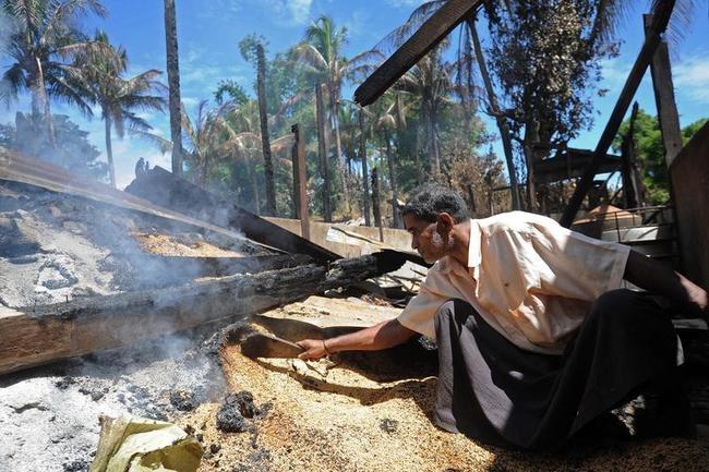 MYANMAR-POLITICS-UNREST-RELIGION