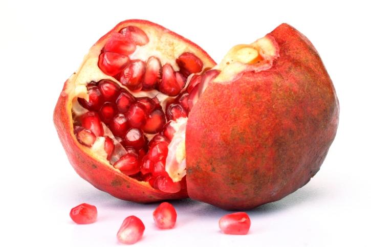 Food Cures for Disease Prevention # 14: Pomegranate for sunburn