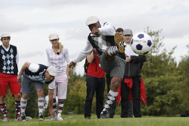 FootGolf in Bellefontaine