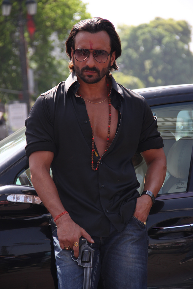 Saif Ali Khan in Bullett Raja