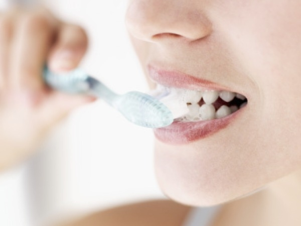 Ten Commandments for Health and Strong Teeth # 2: Brush twice a day