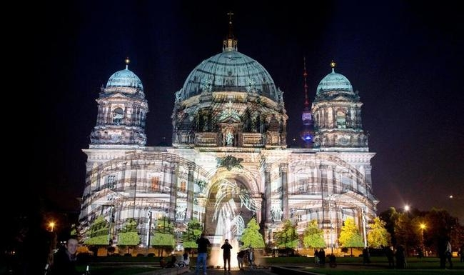 Festival of Lights in Berlin