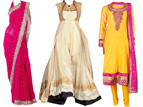 ethnic outfits