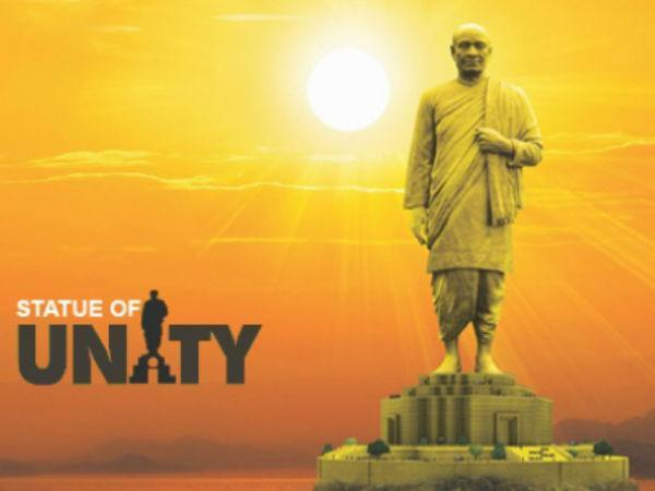 The Statue of Unity, India