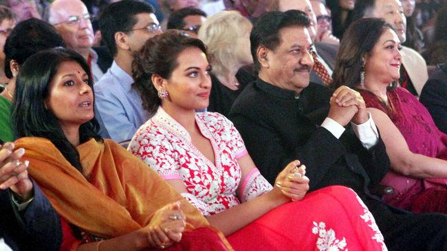 Nandita Das, Sonakshi Sinha, Prithviraj Chauhan, Tina Ambani