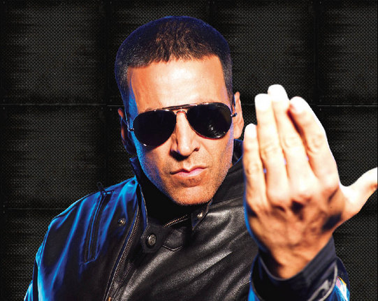 Akshay Kumar in Fear Factor