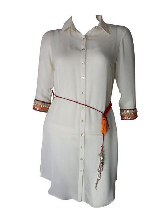 Shirt-style kurta