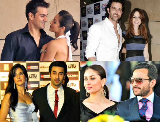 fittest bollywood couples