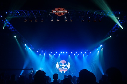 Harley Rock Riders IV comes to a roaring finale at Mumbai
