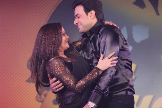 Long distance lovers Kanika and Ankur