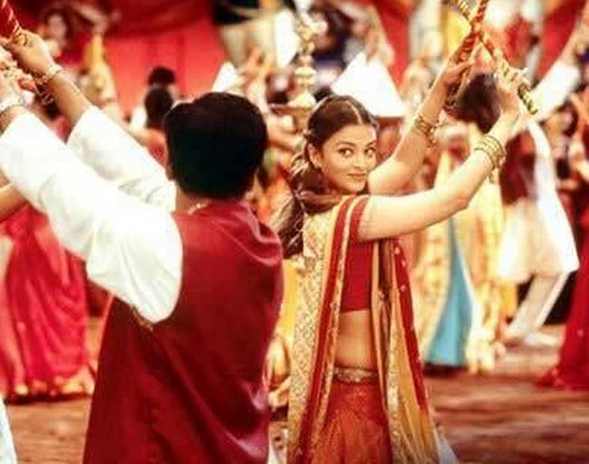 Bollywood Navratri song