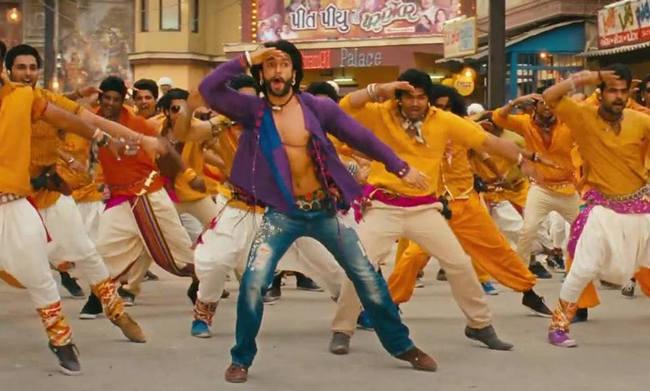 Ranveer Singh in Ramleela