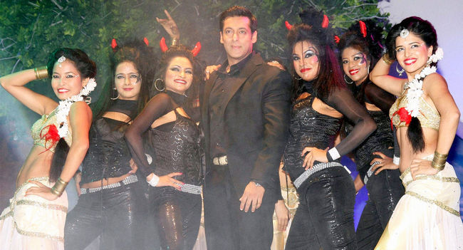 Salman Khan on Bigg Boss