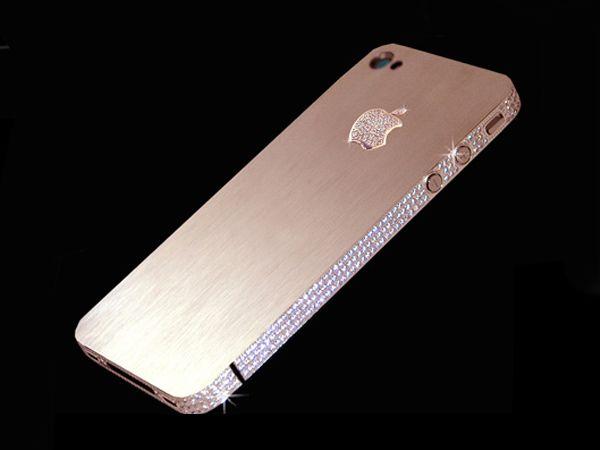 Stuart Hughes iPhone 4 Diamond Rose Edition