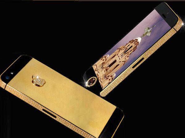 Stuart Hughes iPhone 5 Black Diamond