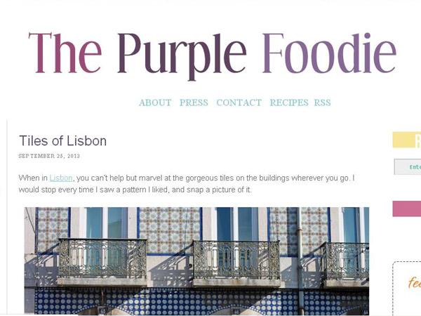 The Purple Foodie