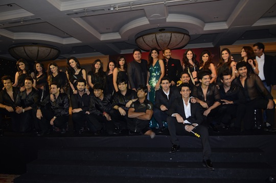 The entire Nach Baliye 6 team looking great on stage