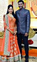 Lakshmipathy Balaji and Priya Thalur