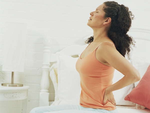 Backache: Common but Surprising Causes of Back Pain Stress