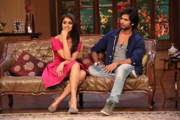 Shahid Kapoor and Ileana D