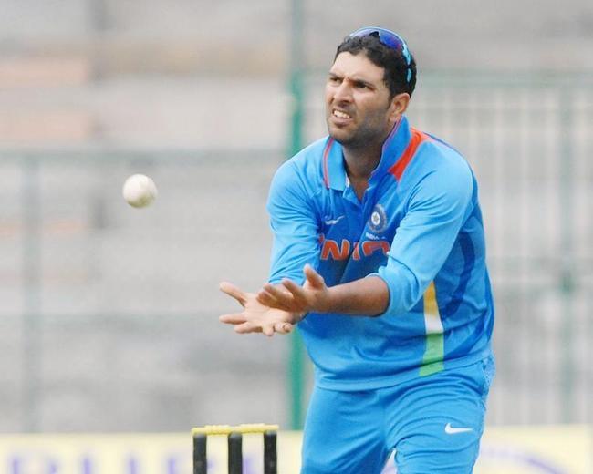 Yuvraj Singh (Middle Order Batsman)