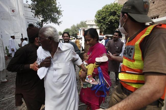Pakistan Church Attack
