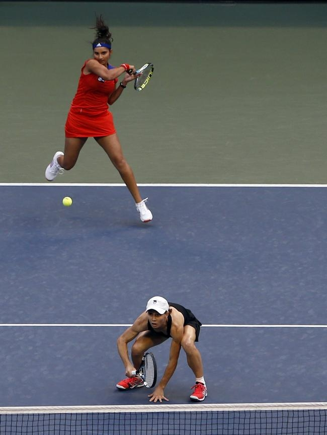 Mirza-Black Win Pan Pacific Open