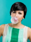 Natural Food to Suppress Hunger # 11: Chewing gum