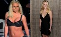 Female Celebrity Transformation from Fat-to-Fit # 2: Britney Spears