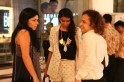 Anaita, Ekta, Kushal is a happy mood at the launch of The Collective Style Book - The Green Room