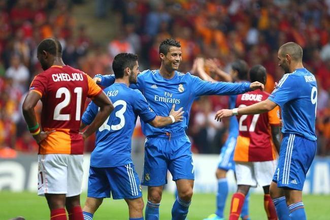 Galatasaray Vs Real Madrid