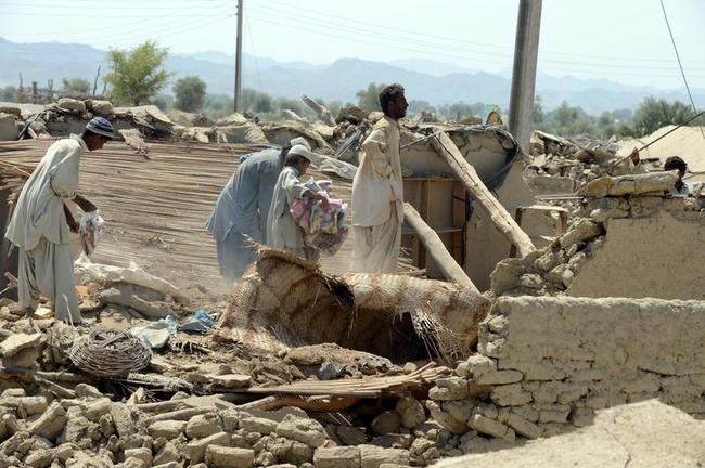 Devastating Earthquake in Pakistan