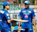 Sachin Tendulkar and A Rayudu