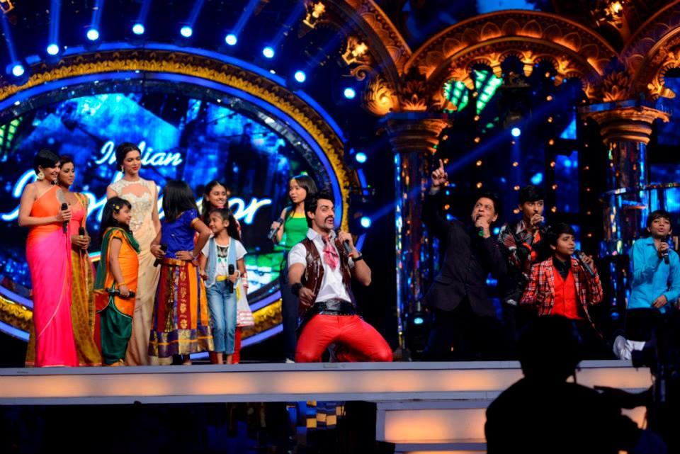 SRK in Chennai Express mode with Karan Wahi