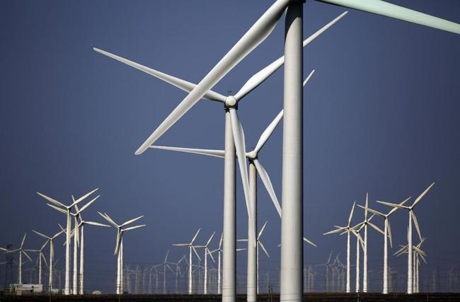 Chinese Wind Farms