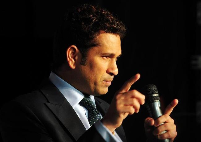 Sachin Tendulkar Launches Cricket Series TV