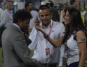 Lalit Modi, Sundar Raman and Shilpa Shetty