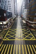 Hong Kong Braces Itself For Typhoon Usagi