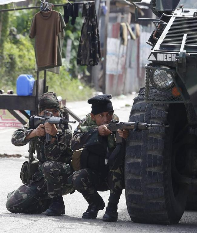 Muslim Rebel Clashes Spread in Philippines